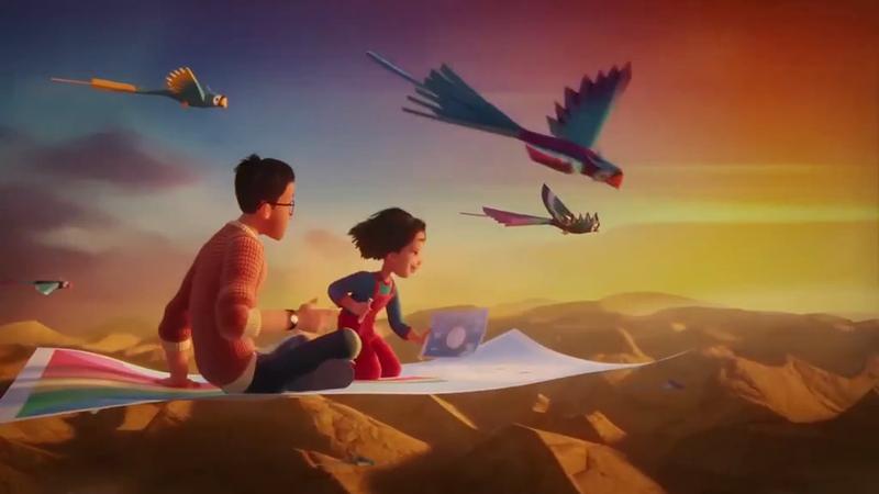 SIREN: HP 'Magic Carpet Ride Of Learning'