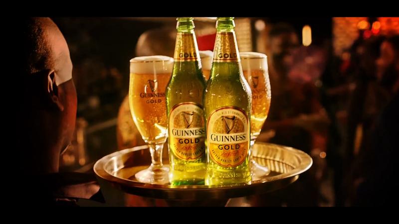 Guinness - 'Golden Moments'