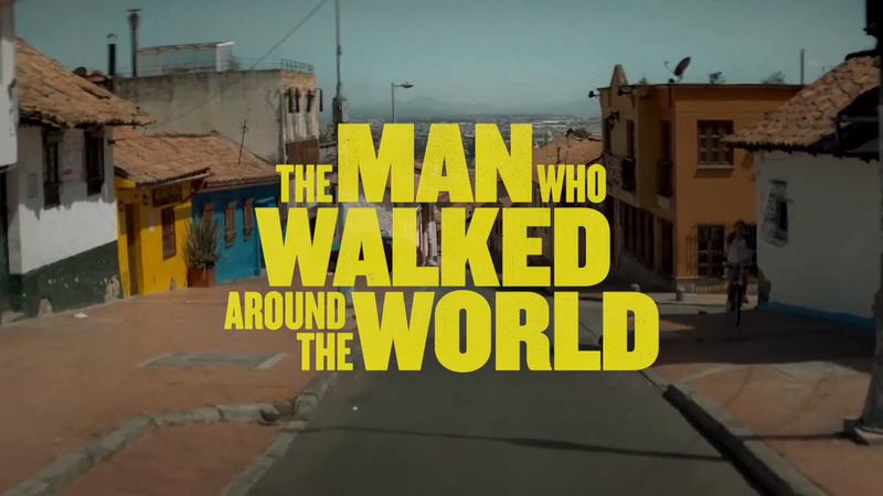 'The Man Who Walked Around The World' - Johnnie Walker Trailer