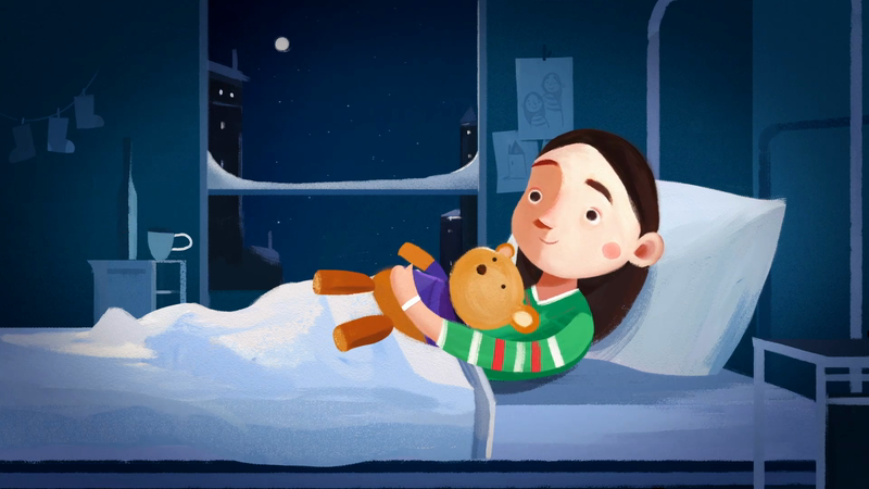 'Home for Christmas' - Great Ormond Street Hospital Charity