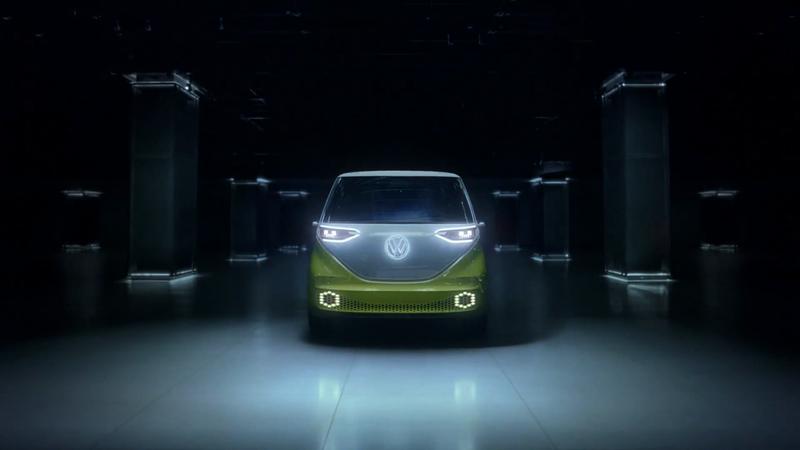 Volkswagen - Hello Light