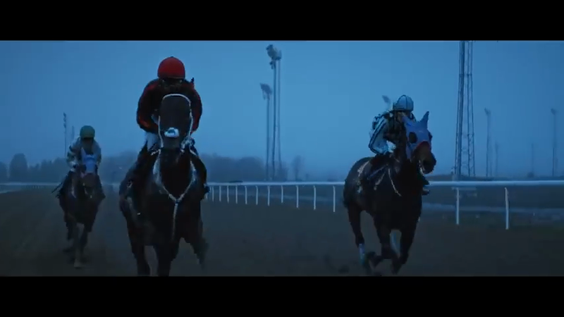 A Breathtaking Race with One of Sweden's Best Jockeys