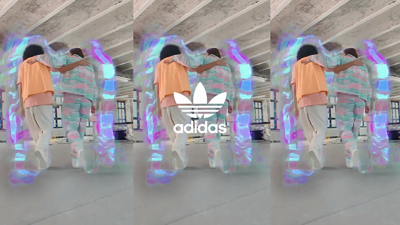 Zalando x Adidas | #ShareHerPower | Sarah Farina & Johanna Jaskowska