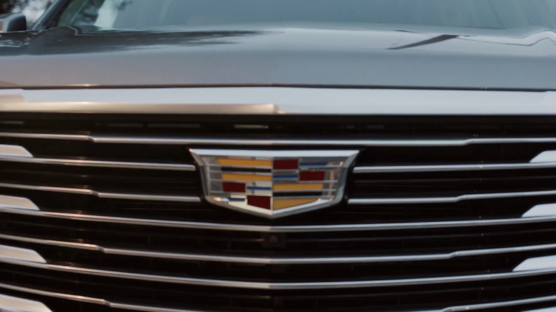 """Cadillac """"Women's History Month"""" :30"""