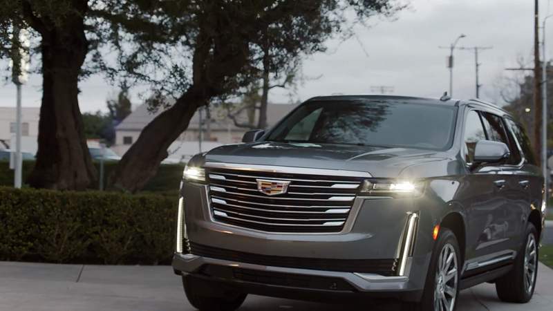"Cadillac ""Women's History Month"" :15"