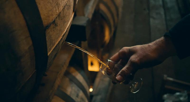 Chasing Whiskey   Trailer