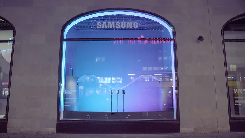 Samsung - Windows into the Future