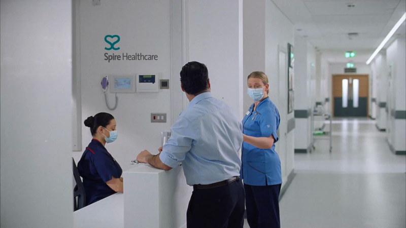 Spire Healthcare - Doors