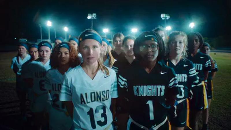 """Nike """"Women in Sports"""""""