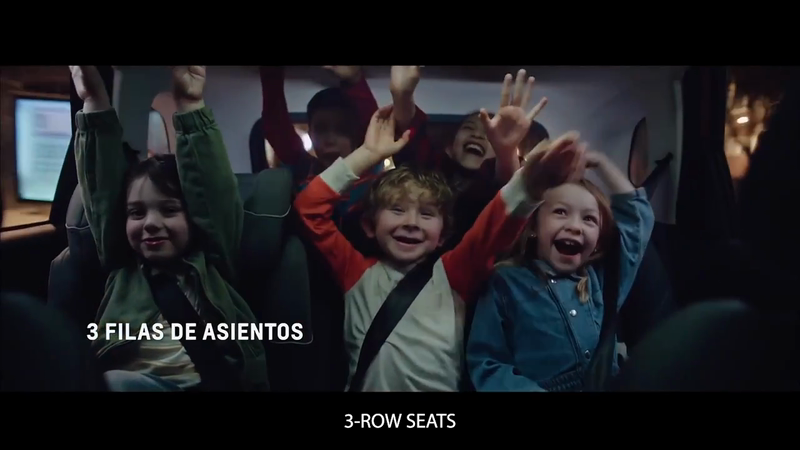 Chevrolet Captiva - 'Where Families Become More Family'