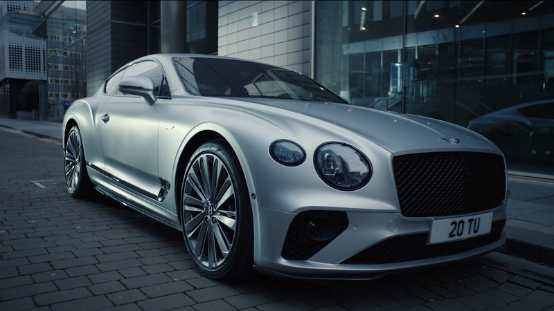 Bentley Continental - GT Speed