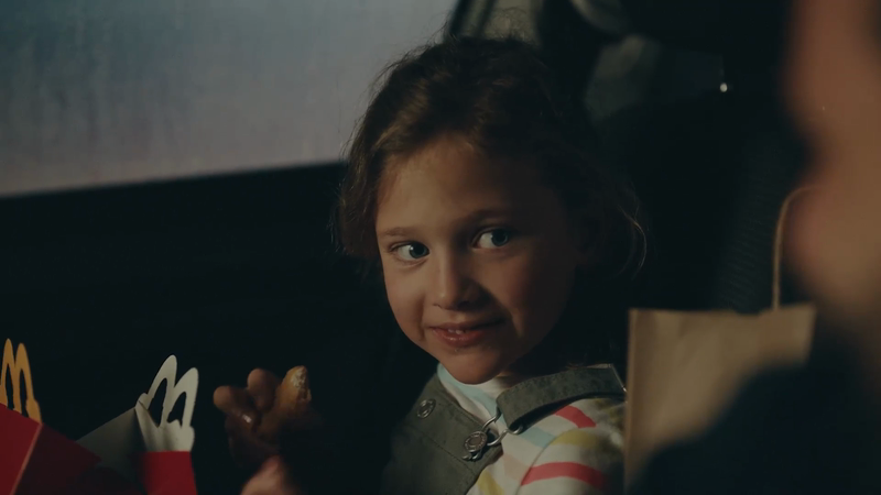 """McDonald's - """"Small Moments Make a Big Difference"""""""