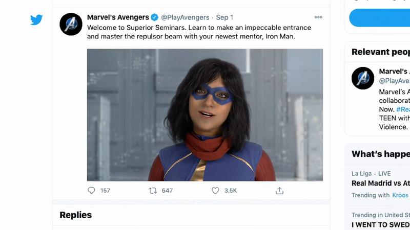 Marvel Superior Seminars