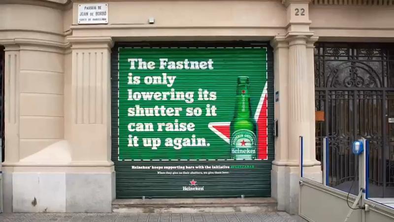 Heineken: Shutter Ads