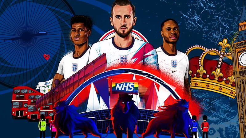 BBC Sport - Euros 2020 Titles