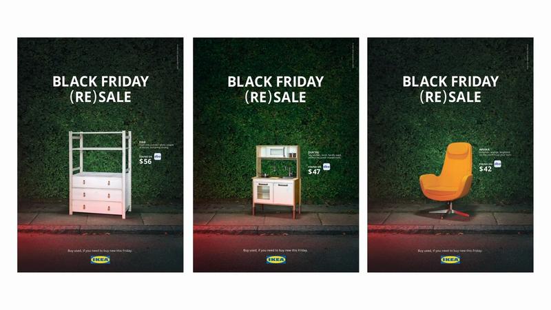 Ikea: Black Friday (Re)Sale