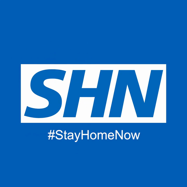 NHS - 'Stay Home Now'