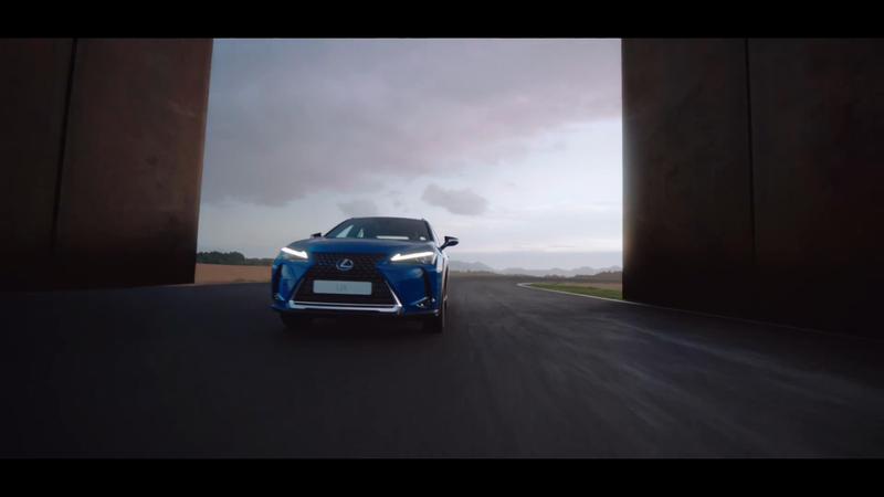 Lexus - 'How It Feels'