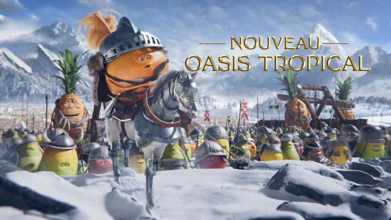"Oasis ""The Assault"""