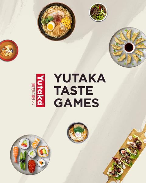 Yutaka Taste Games