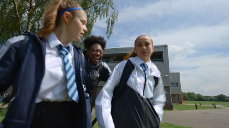 'School Starts Here' Sports Direct