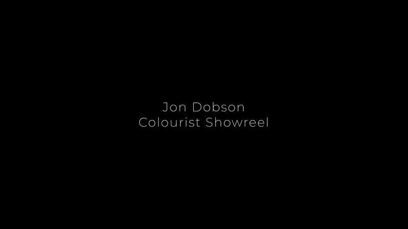 Wash - Jon Dobson Showreel