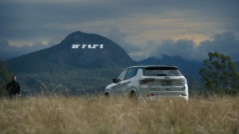 Jeep - Compass Mountain