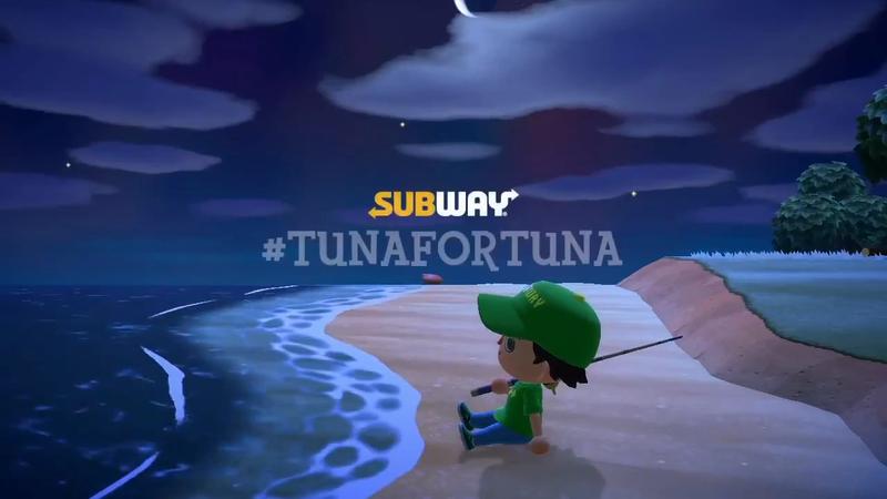 Subway - TunaForTuna 30