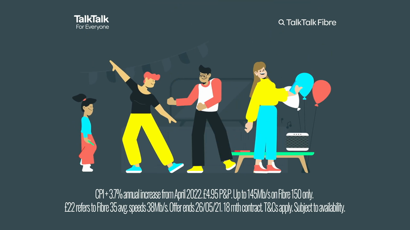 TalkTalk - Does that make sense sense