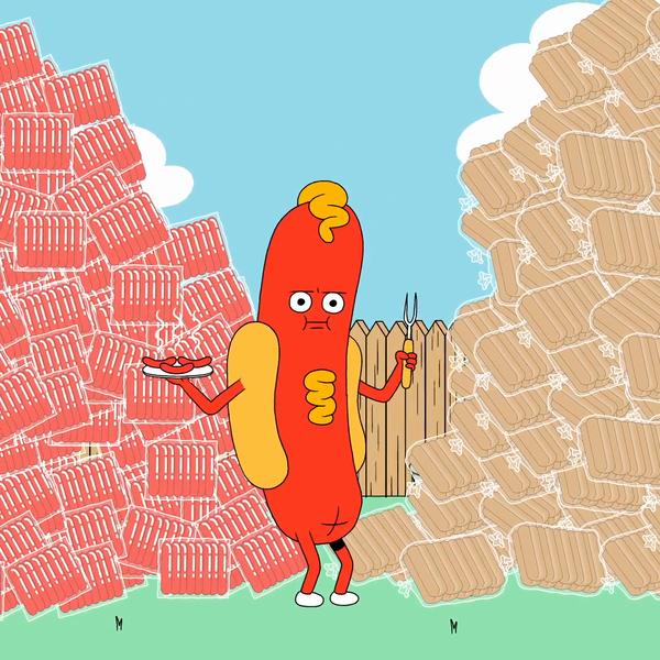 W+K - RXBar B.S. Hotline: Hot Dogs