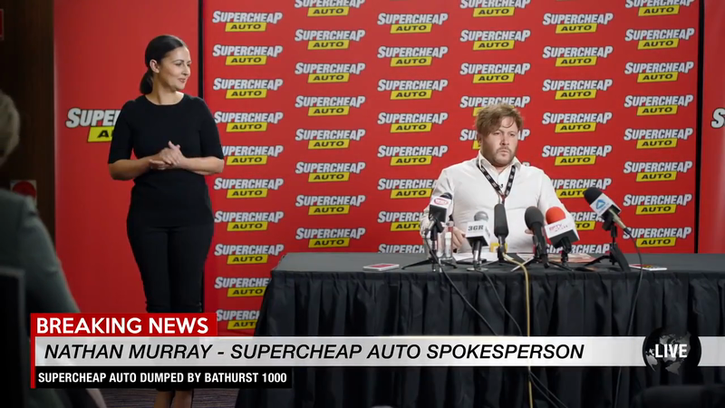 Press Conference 3_Supercheap Auto enters the bargaining stage of loss