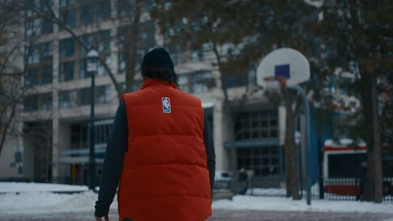 Canada Goose x NBA   Play In The Open