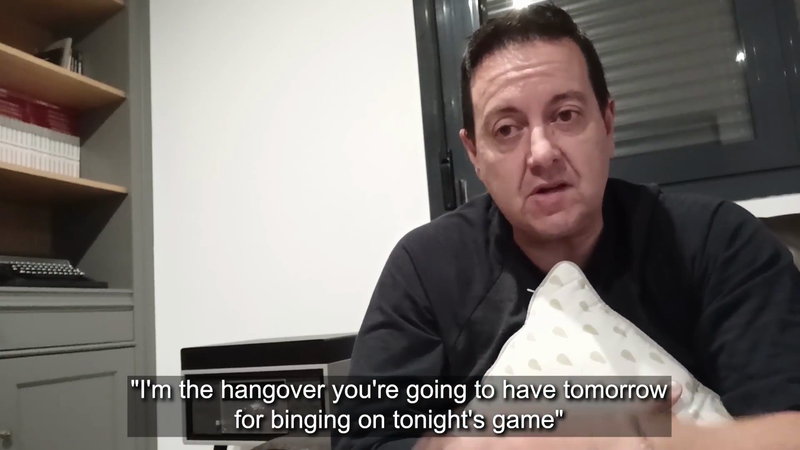 (Case study video) Domino's Most Awakened: Rewarding Late Night NBA Fans... the Next Day