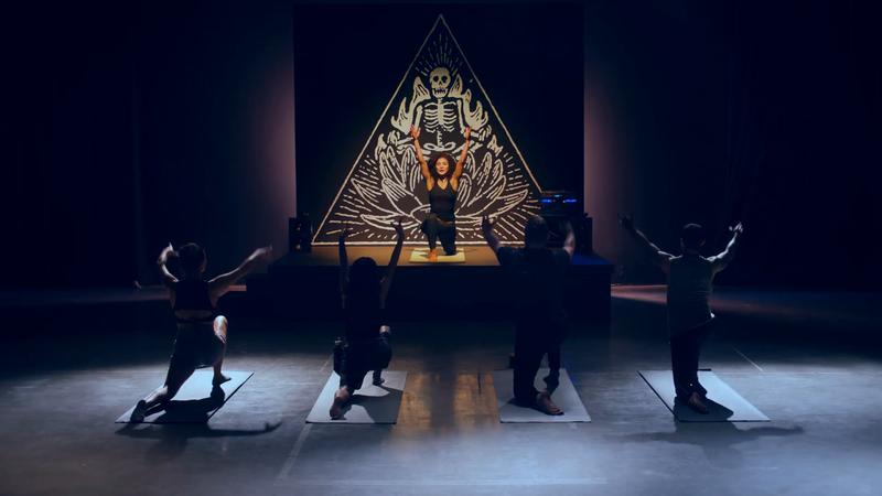 Mailchimp - Metal Yoga
