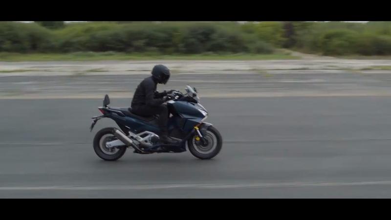 Honda Moto - 'Forza 750: Faster Than Twitter'