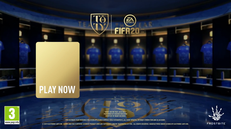 Fifa - Team of the Year