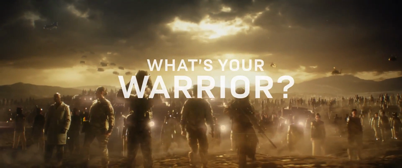 Army - What's your Warrior