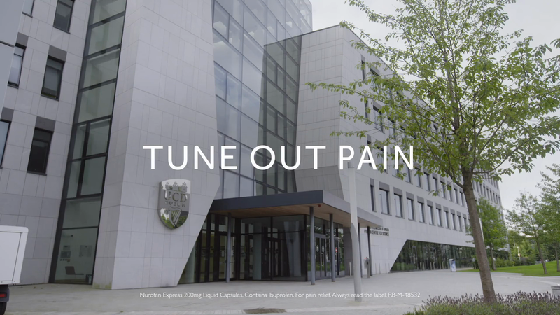 Nurofen - Tune Out Pain