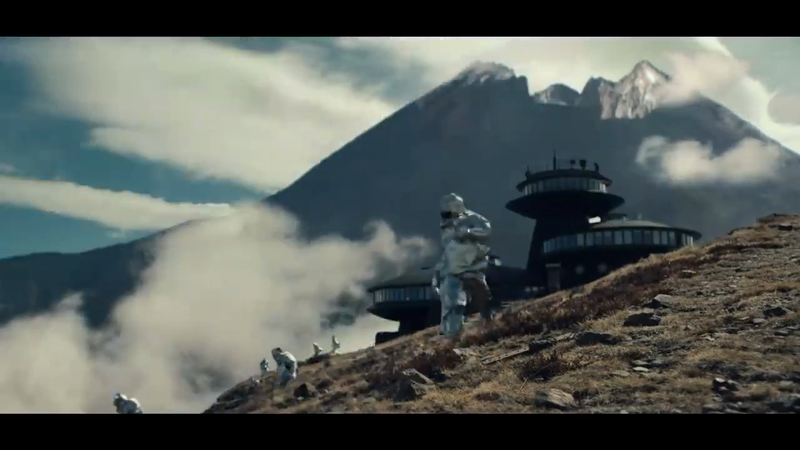 McDonald's - 'Volcano'
