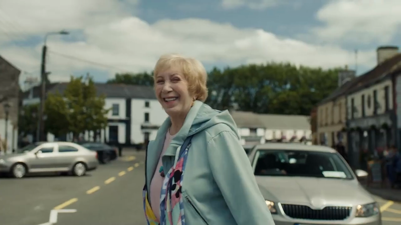 The Road Safety Authority (RSA) - 'Look at Grandma'