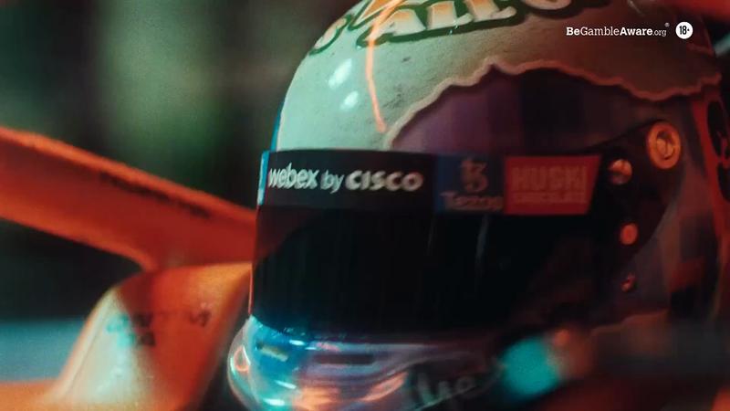 Partycasino - McLaren Racing