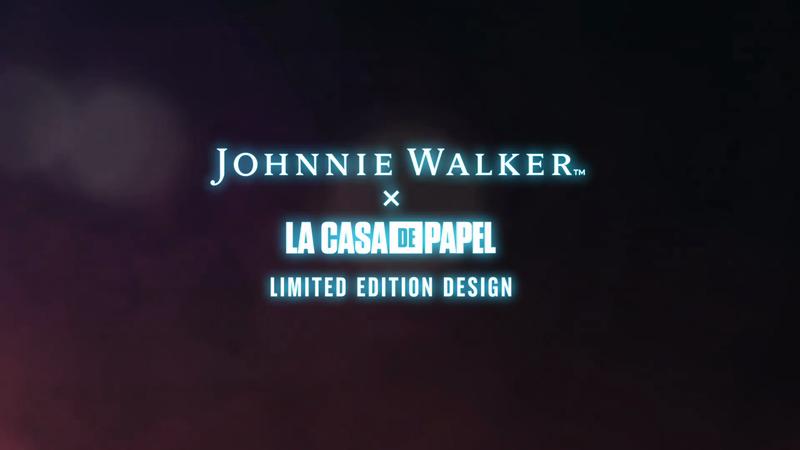 Johnnie Walker x Netflix
